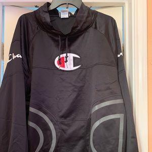 Champion black pullover